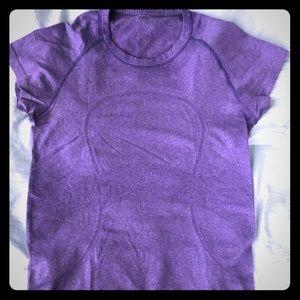 Lululemon work-out T shirt